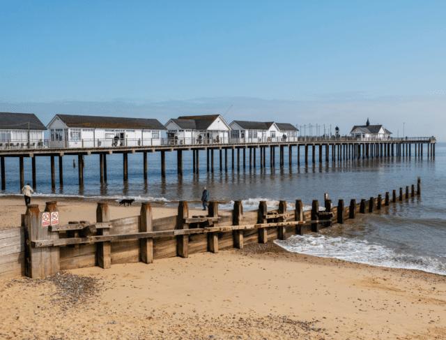 Southwold Pier Shutterstock