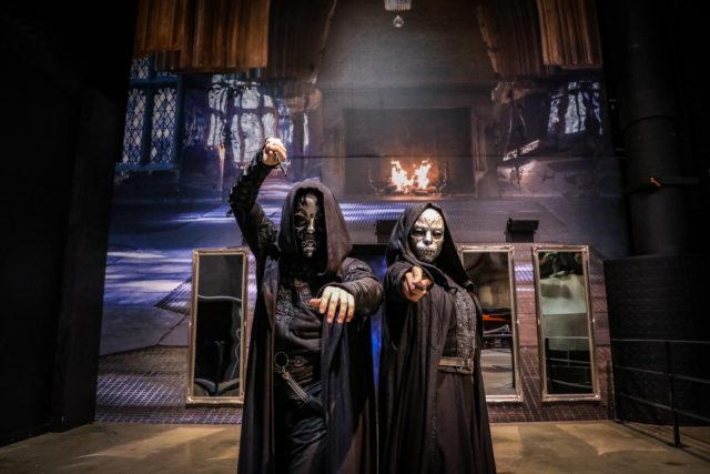 Warner Bros Dark Arts Death Eaters