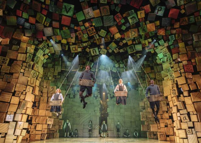 RSC Matilda The Musical Sept 2019