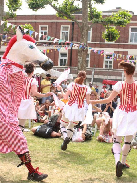Soho_Fete_Morris_Dancers_Horse