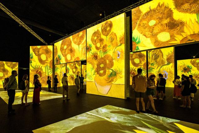 Van Gogh Alive London - Image 11 - Richard Blake