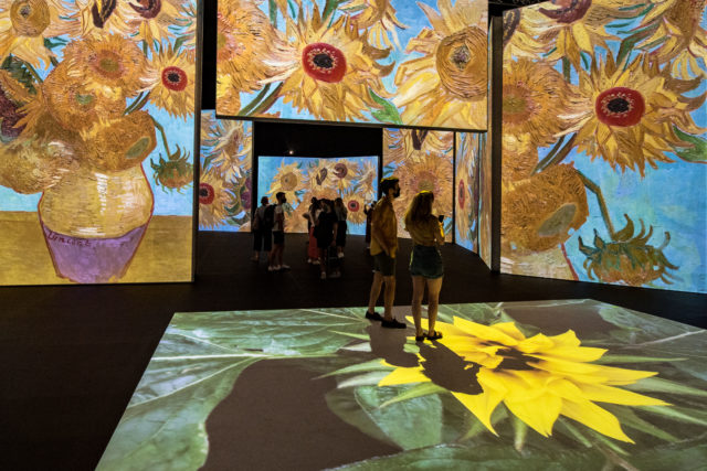 Van Gogh Alive London - Image 12 - Richard Blake