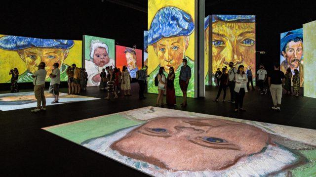 Van Gogh Alive London - Image 13 - Richard Blake