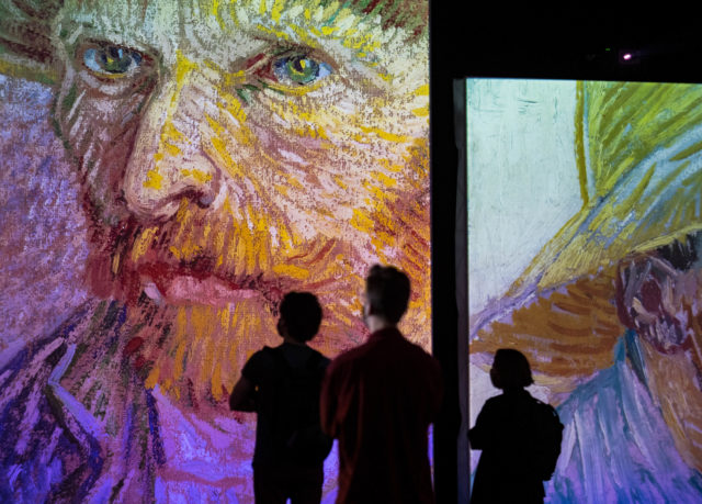 Van Gogh Alive London - Image 16 - Richard Blake