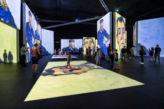 Van Gogh Alive London - Image 3 - Richard Blake
